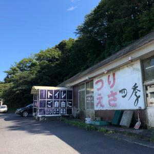 釣行2019~菅浜海水浴場