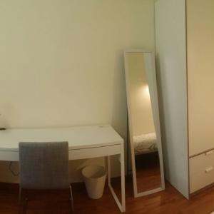 11月から、女性用のバルセロナのお部屋が空きます