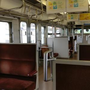 久々の日本-のんびり各駅停車