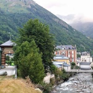 フランスピレネーの山でマスクフリーの毎日