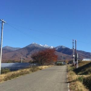 富士見町・堺きゃべつ畑、石彫場