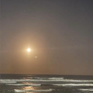 2021年6月の月・ストロベリームーン近し