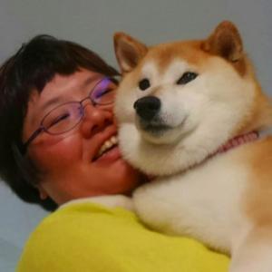 犬愛あふれるお客さま。