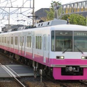 電車は行く1006号 新京成線普通松戸行