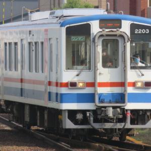 電車は行く1103号 関東鉄道常総線普通水海道行