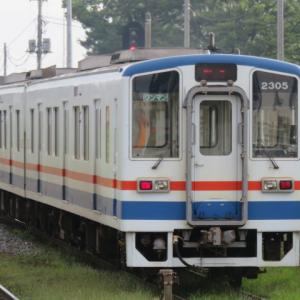 電車は行く1104号 関東鉄道常総線普通取手行