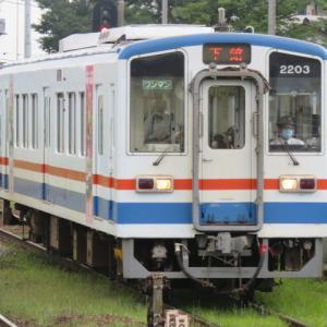 電車は行く1105号 関東鉄道常総線普通下館行
