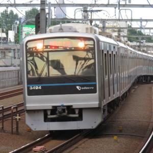 電車は行く1125号 小田急小田原線快速急行唐木田行