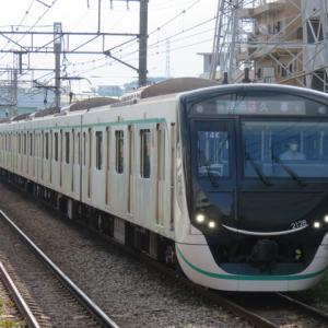電車は行く1141号 東急田園都市線準急久喜行