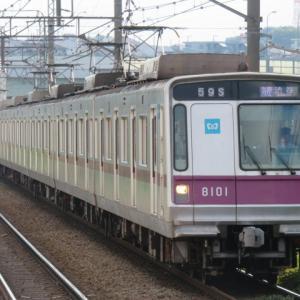 電車は行く1145号 東急田園都市線普通渋谷行