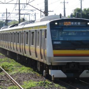 電車は行く1216号 南武線普通川崎行