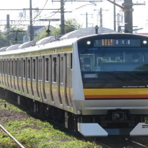 電車は行く1217号 南武線普通川崎行