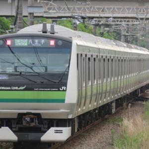 電車は行く1218号 横浜線普通八王子行