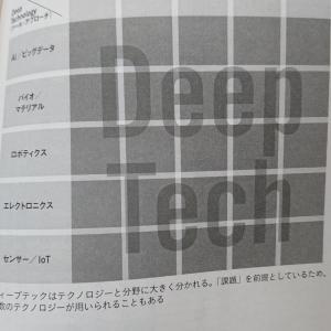 ディープテック Deep Tech