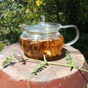 あるもの暮らしラボ カラスノエンド豆茶