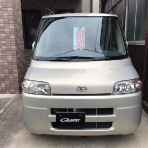 [SOLD OUT] DAIHATSU TANTO X 1-owner!