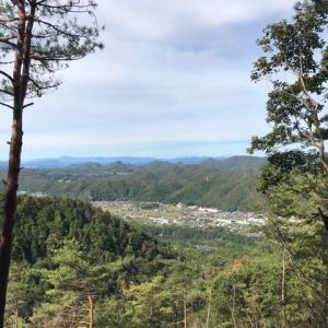 権現山(岐阜県加茂郡川辺町)