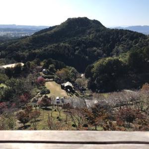 美濃金山城跡(岐阜県可児市兼山)