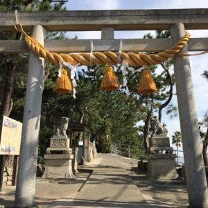 八幡神社(愛知県知多郡南知多町大字日間賀島)