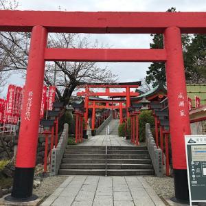 三光稲荷神社(愛知県犬山市犬山