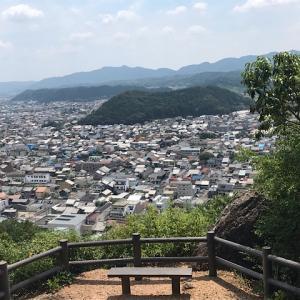 安桜山(岐阜県関市安桜山)