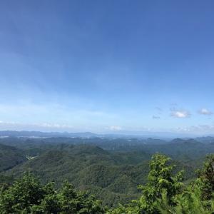 御殿山&平木山(岐阜県美濃加茂市三和町)