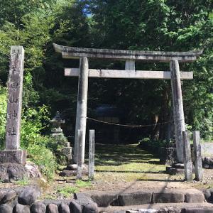 白山神社(岐阜県美濃加茂市三和町)