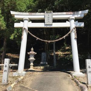 白山神社(岐阜県美濃加茂市牧野)野)