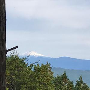 三森山・水晶山