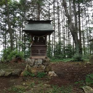 白山神社(岐阜県岐阜市岩滝東)