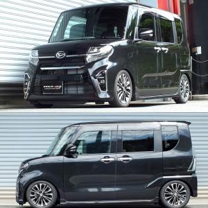 タントカスタム LA650S 車高調 『 Best☆i C&K 』 絶賛発売中です!!