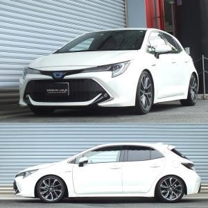 カローラスポーツ AVS付車 車高調 『 Best☆i 』 開発完了です