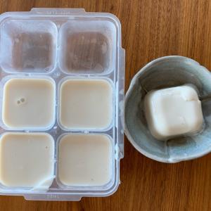 1y6m11d 乳アレルギー 食べさせる工夫 牛乳寒天