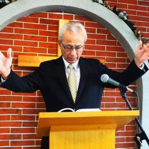 2019年11月10日「主を証しする」今高一紀牧師(ポイスプログ)北京語・日本語
