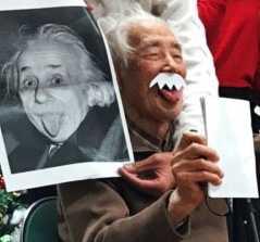 物理学者アルベルト・アインシュタイン(1879年~1955年)ノーベル物理学賞受賞100年