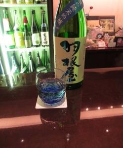 *羽根屋 夏の純米吟醸生酒