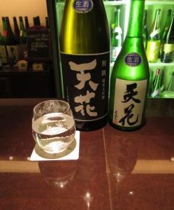 *天花のお酒たち