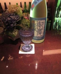 *御慶事 純米吟醸 夏の生酒