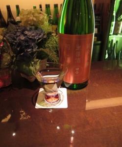 *甲子 純米吟醸生原酒 初しぼり