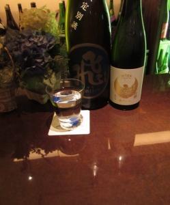 *飛良泉 山廃純米大吟醸のお酒たち