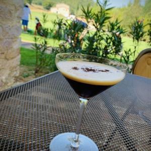 イタリア風アイスコーヒー
