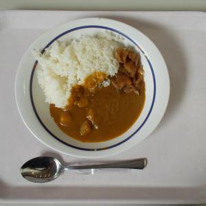 【学食のカレー】早稲田大学 所沢キャンパス 学生食堂 2019/8