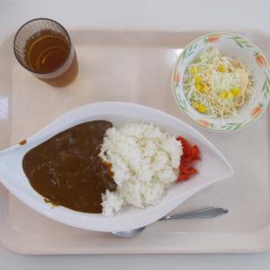 【学食カレー】大阪工業大学 大宮キャンパス 中央食堂 レポ日(2018/08)