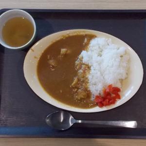 【学食のカレー】九州大学 大橋キャンパス Manly Kyushu University  レポ日 2020年12月初頭