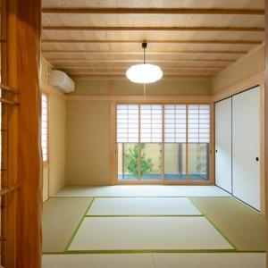 注文住宅、自由設計で暮らしの環境を整える視野があるデザイン設計、畳のある環境で暮らす、自由な使い勝手が実はフローリングよりもメリットもある「居心地の差」も環境整理・和室のある暮らし提案。