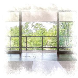間取りとプランの設計デザインの感度で変化する暮らしの性能と環境づくり・・・窓の考え方と提案で変化する室内の環境と暮らしの付加価値、風景を切り取りつつ過ごしやすさを。