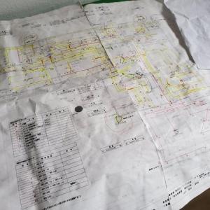 (仮称)時間の流れとルーツを豊かに感じる郊外に佇む平屋の家リノベーション工事は室内の仕上げ工事段階に設計デザインでの暮らしの趣へ魔法を掛けた効能への仕掛け。け