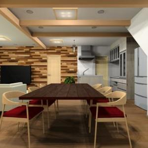 住まいの設計とデザインの感度、予めの収納スペースの計画と家具レイアウト、人とサイズと動線・・・人の動きと行動の因果関係を空間のサイズ認識に「扉の開閉」動作も間取りに意識するように。