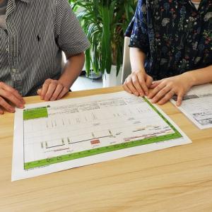 住まいの設計とデザインの入り口、建築家の仕事の一部、建築のデザインや設計、住み方の提言等だけではなくて法律上(都市計画法・建築基準法等)の取り扱い整理からスタートして家の範囲を検討中。