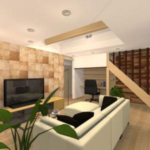 (仮称)回遊動線と情緒のある空間で暮らしと趣を愉しむ家リノベーション計画・過ごし方をイメージしつつ設計とデザインの工夫を間取りに落とし込み、住みやすい家に。